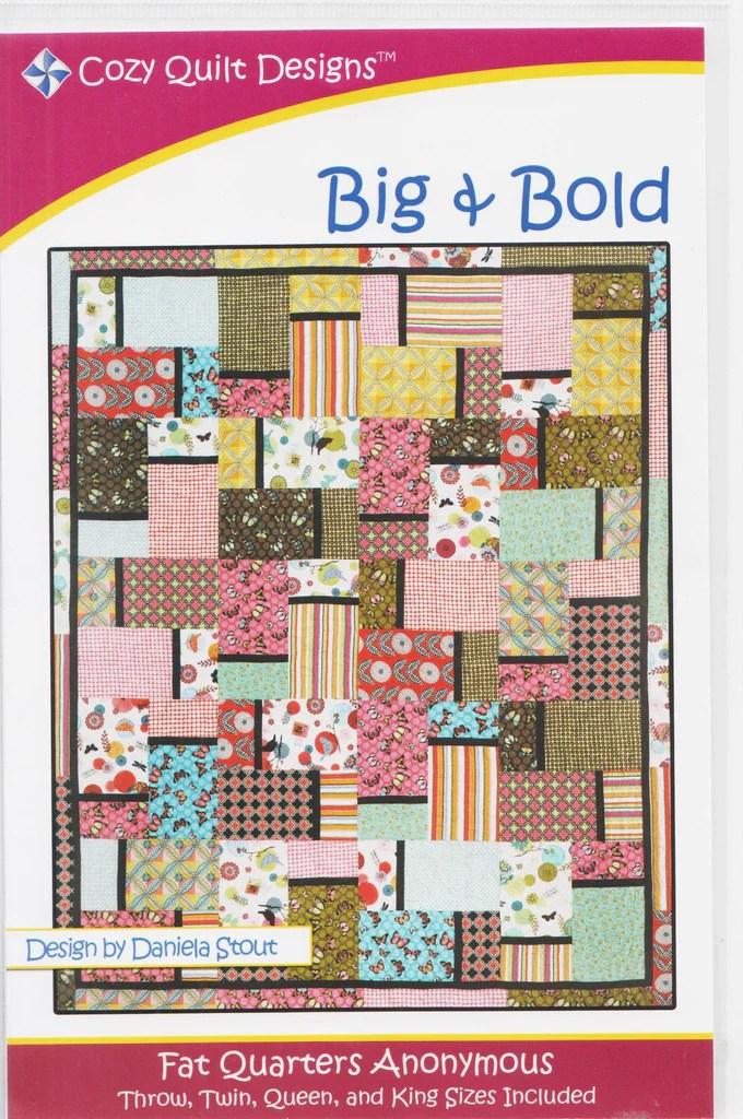 How Big Is A Fat Quarter : quarter, Quilt, Designs, Pattern, Jordan, Fabrics