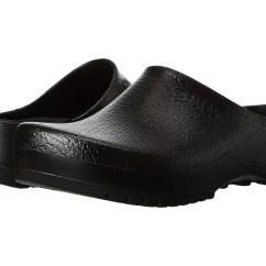 Kitchen Shoes Soap Dispenser Parts Birkenstock Chef Super Birki Black Clogs Ebay