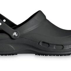 Crocs Kitchen Shoes Henckels Shears Chef Australia Non Slip Sole Central Bistro Black