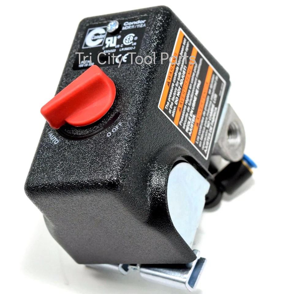 medium resolution of  craftsman air compressor wiring diagram on craftsman air compressor regulator craftsman air compressor oil type