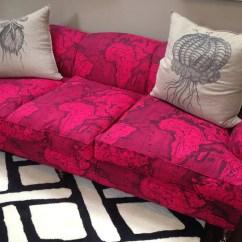 Fuschia Sofa Recliners Canada Pink Africa Map  Porcupine Rocks