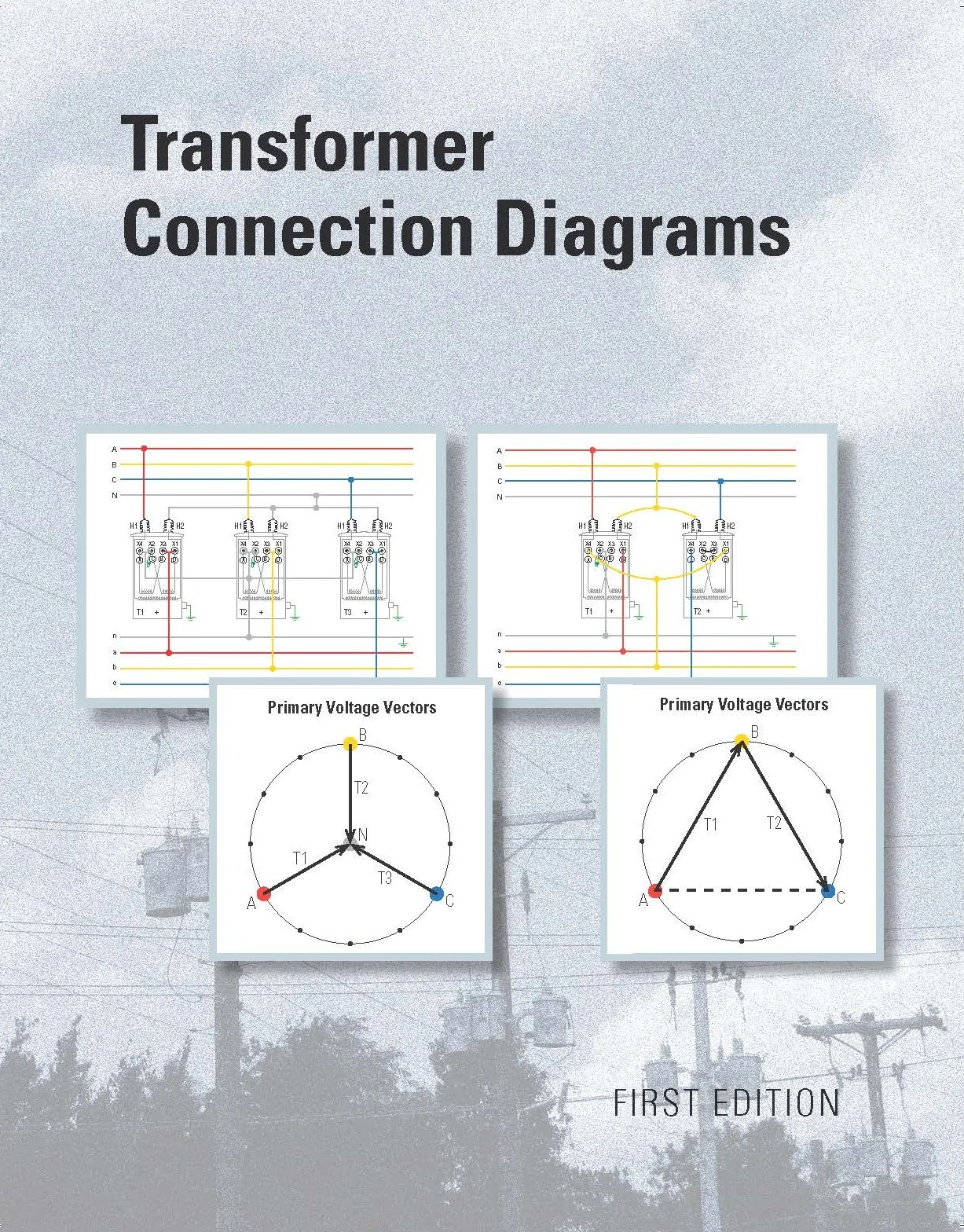 transformer connection diagrams click to enlarge [ 1227 x 1568 Pixel ]