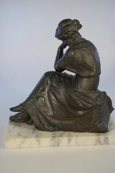 Italian Figural Sculpture Boxwood Lane