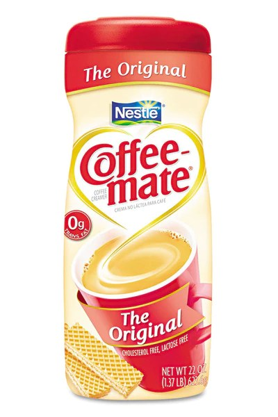 Coffee Mate Original Non Dairy Creamer 11oz McCullagh