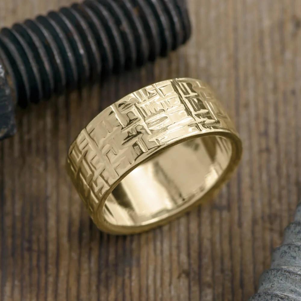 Men' Wedding Rings Point Studio
