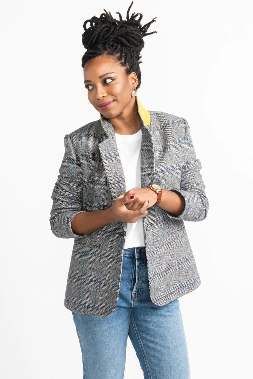 Amazon.com: blazer patterns for women