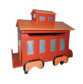 Caboose Toy Box Just Kids Stuff