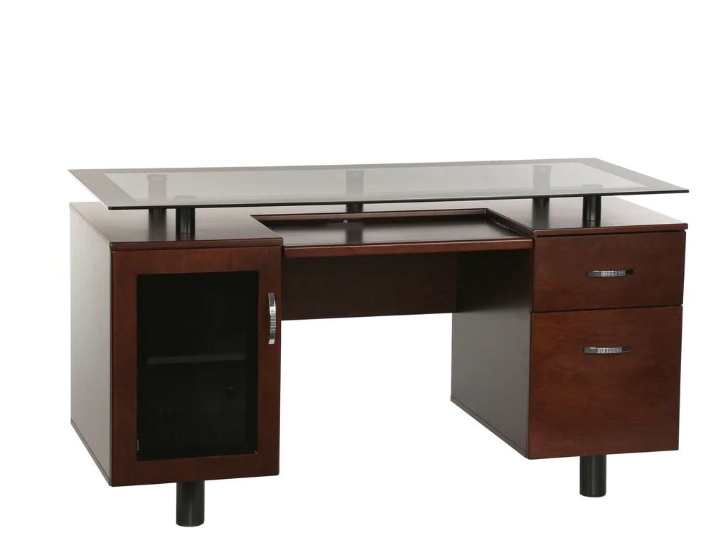 Hudson Executive Desk  ZLine Designs Inc