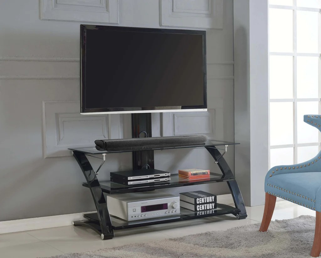 tv wall mount designs for small living room most popular paint colors rooms spar flat panel television system – z-line designs, inc.