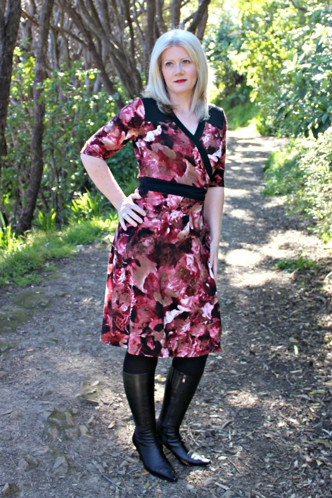 Gillian dress from Muse Patterns