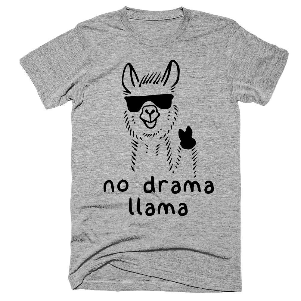 0b2e383e5 20+ No Drama Llama T Shirts Pictures and Ideas on Weric