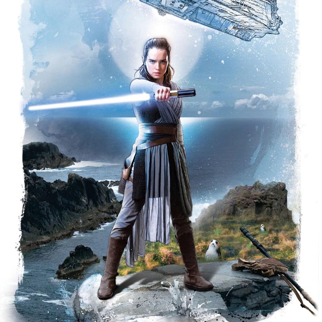 OFFICIAL Star Wars Womens REY High Boot  PoZu Ltd