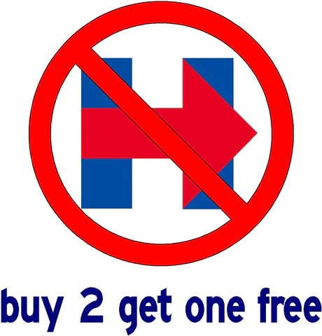 hillary clinton not with