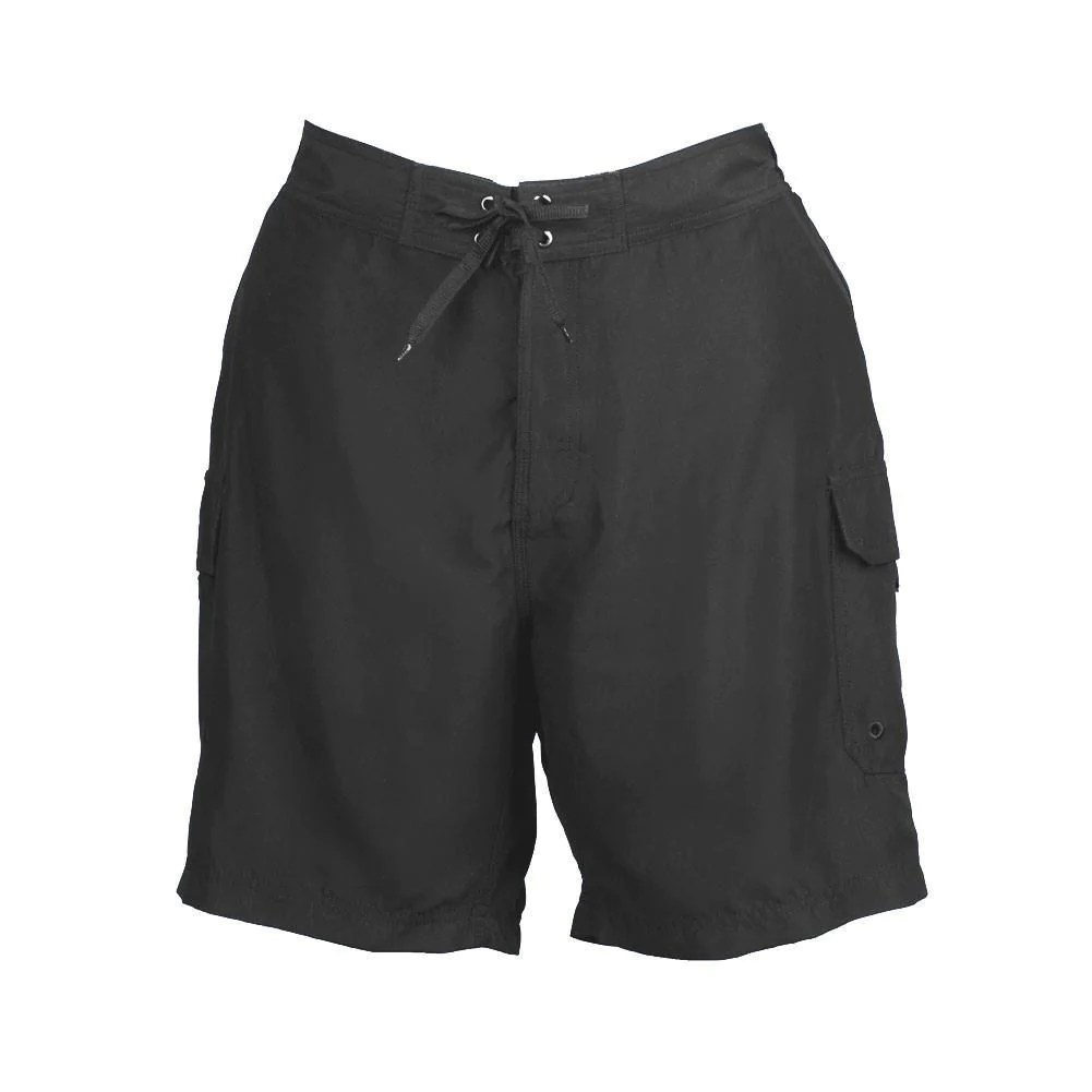 Size Board Shorts Sz - Black Swimsuits