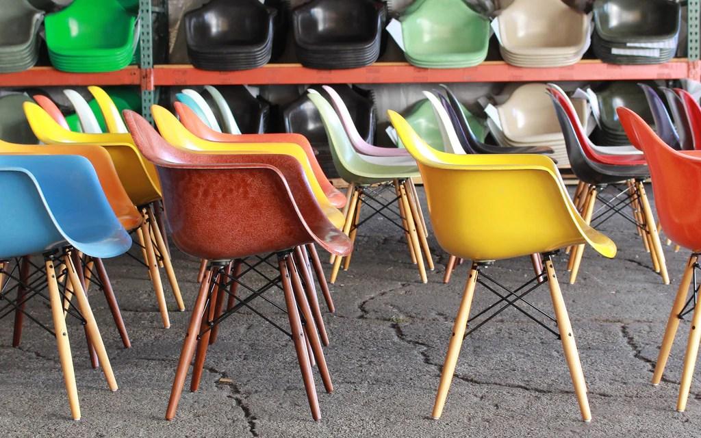 fiberglass shell chair folding easy cloth eames fibreglass collection scp