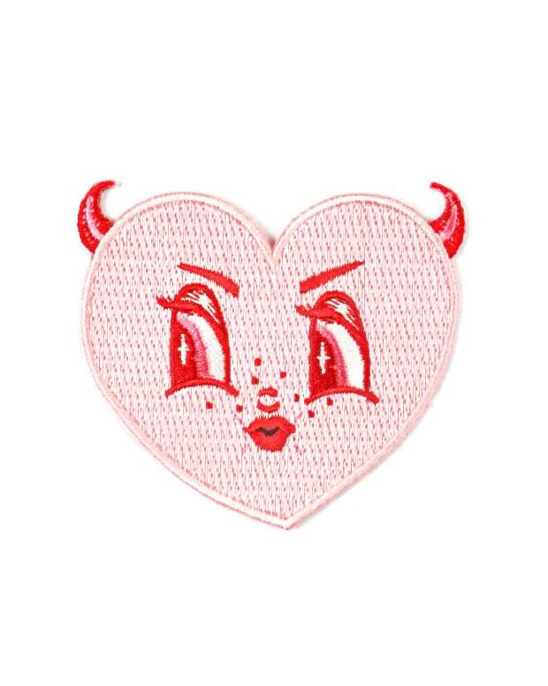 devil heart patch