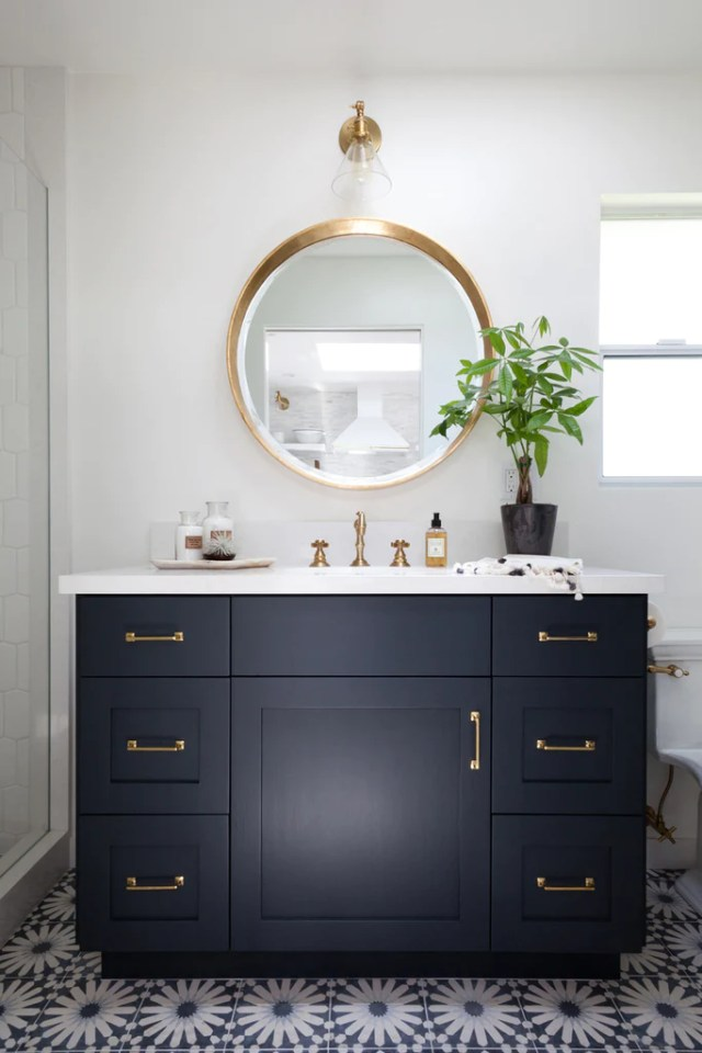 Brass Accents - Interior Design Trends of 2019