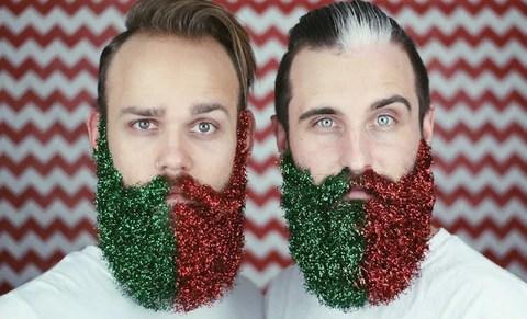 Glitter Beard How To  HSI Professional