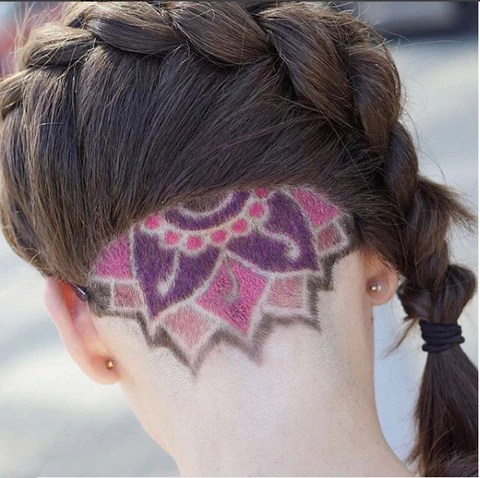 awesome undercut ideas