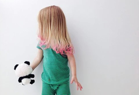 kids with cool unnatural hair color hsi professional