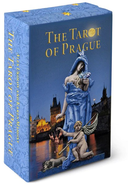The Tarot of Prague standard size  Baba Store
