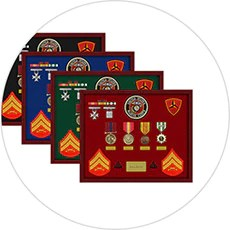 Flag And Medal Display Case Plans