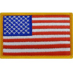 military patches full color