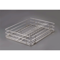 Kitchen Basket Bench Seating For Ebco Accessories Right Angle Cup Saucer Kitchin Ra 15 20