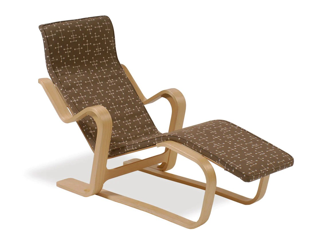 Isokon Long Chair Isokon Plus