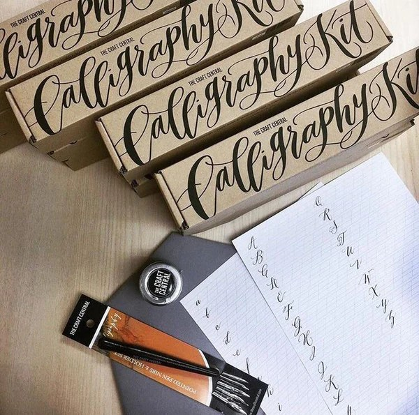 Image result for calligraphy kit