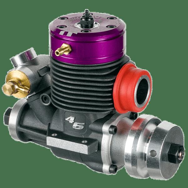 .46 TO-BE Direct Drive Marine Engine w/ Rear Exhaust – Novarossi Marine USA