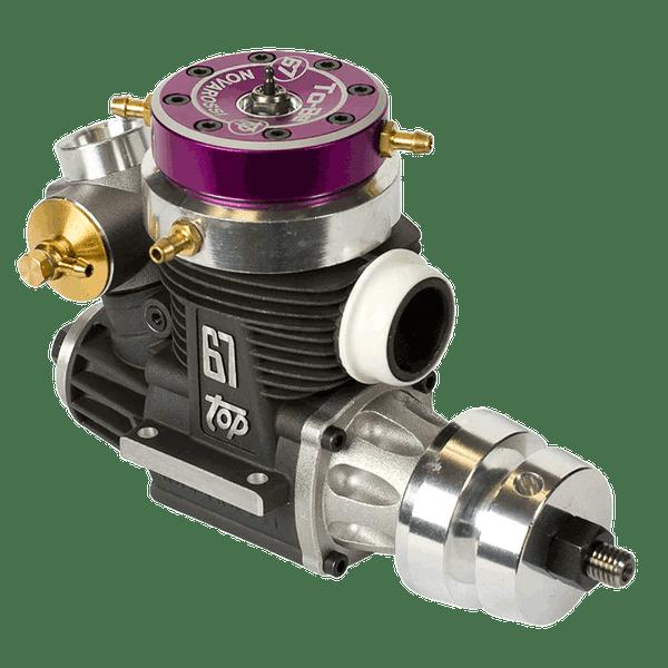 .67 TO-BE Direct Drive Marine Engine w/ Rear Exhaust – Novarossi Marine USA