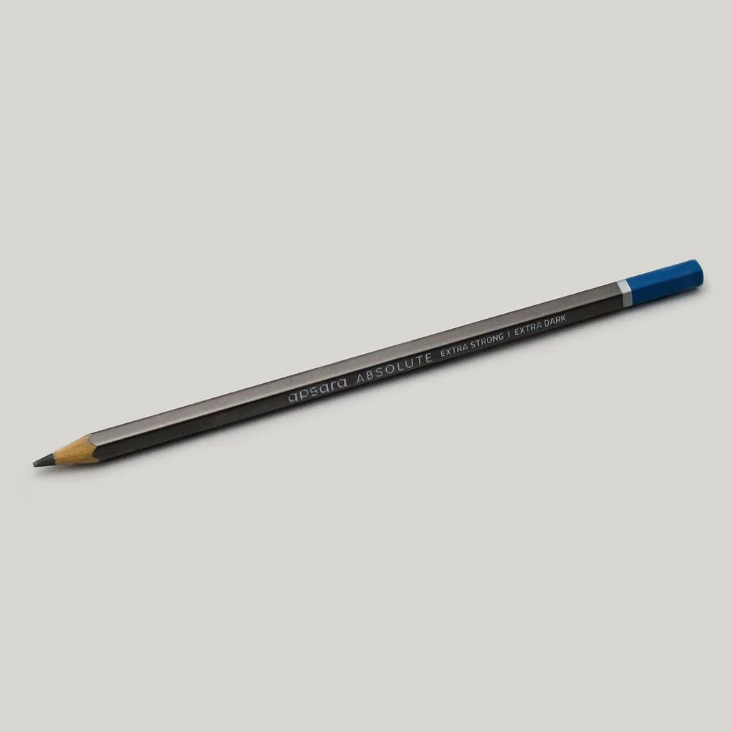 absolute extra strong pencil