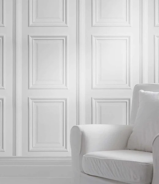 Paneling Wallpaper Mineheart  The Couture Rooms