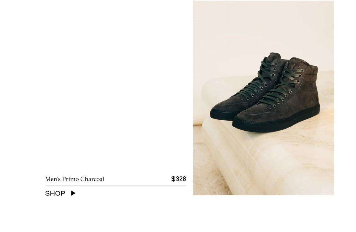 Shop Men's Primo Charcoal