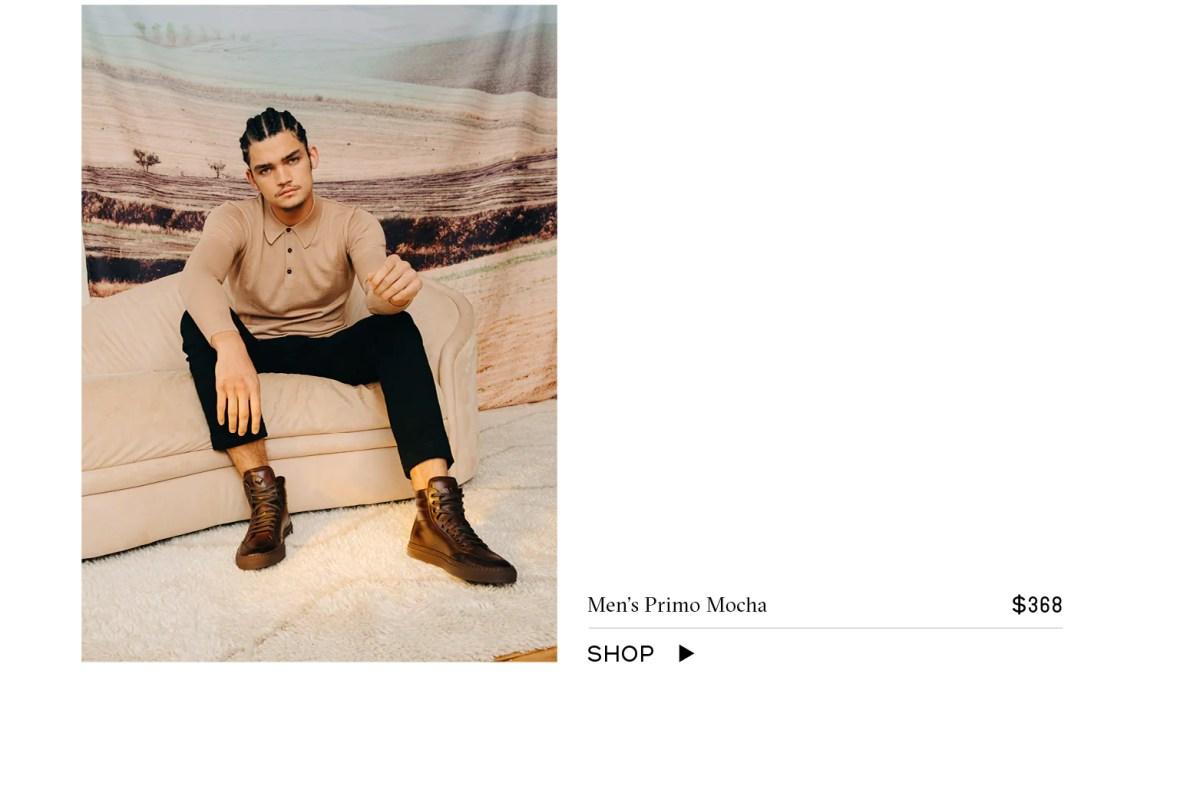 Shop Men's Primo Mocha