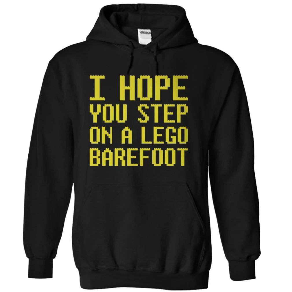 Hope Step Lego Barefoot T-shirt & Hoodie