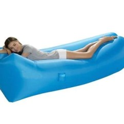 Inflatable Chairs For Adults Swivel Rocking Living Room Easy To Inflate Lounger Chair Couch Sturdy Air