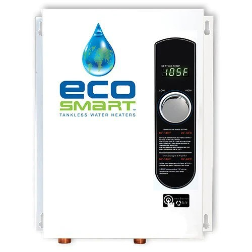 EcoSmart ECO18 Electric Tankless Water Heater 18 KW 2  Tank The Tank