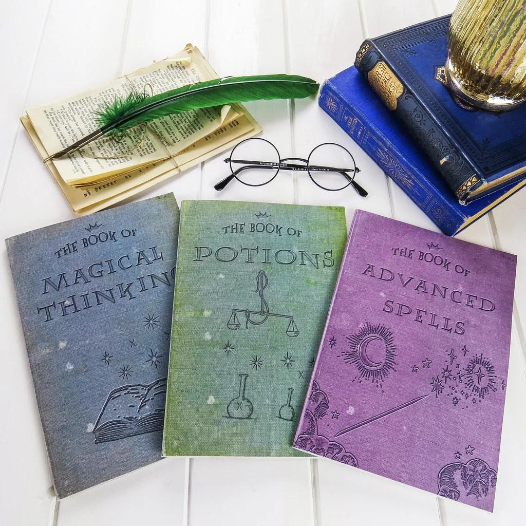 Magic Notebooks