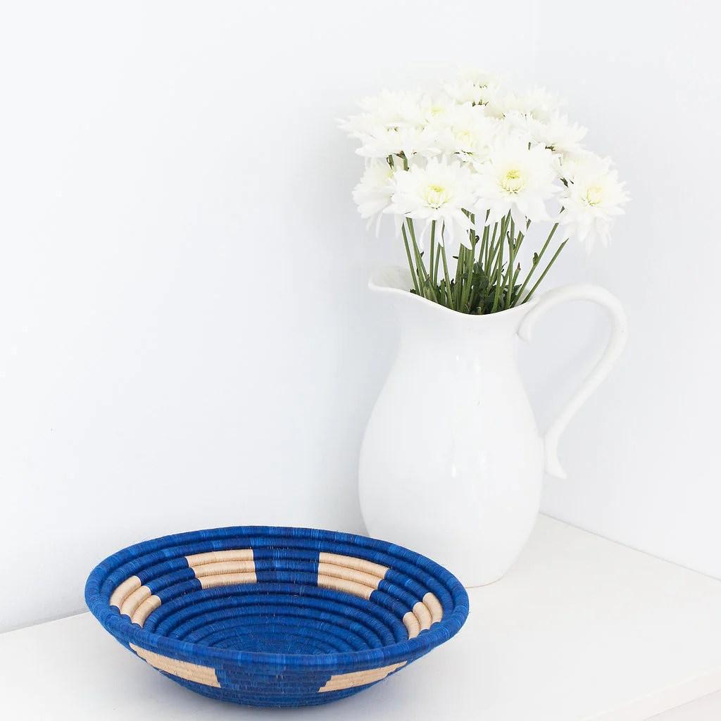 Local and Lejos | Kira Bowl | Artisan Home Decor