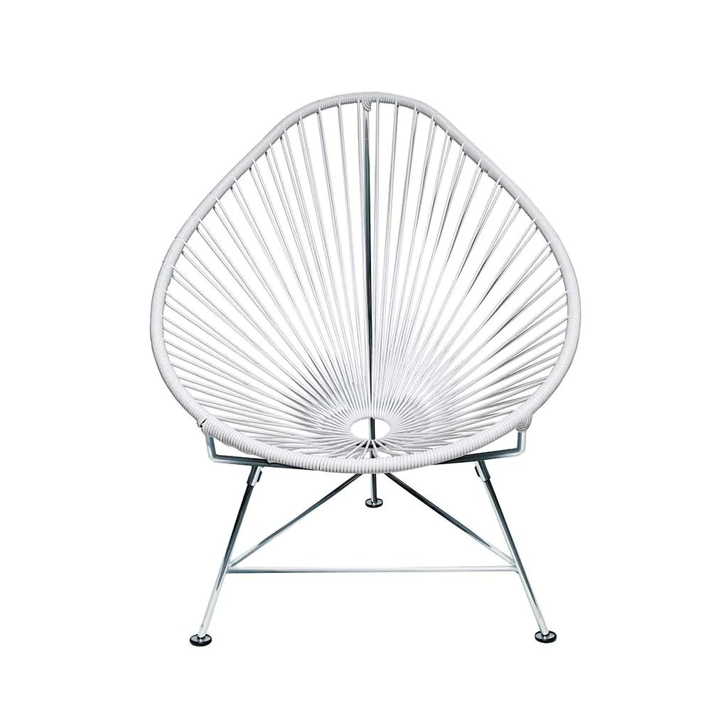 innit acapulco chair karlstad cover uk white  icon