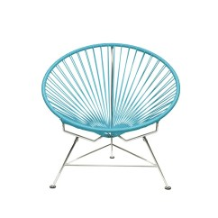 Innit Acapulco Chair Used Transport Chairs For Sale Blue  Icon