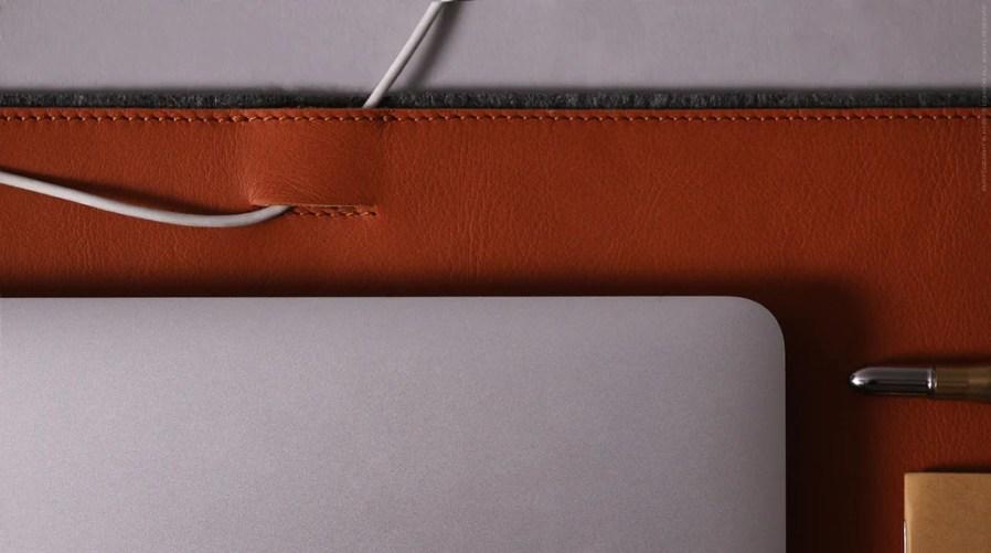 Αποτέλεσμα εικόνας για Leather & Felt Desk Mat harber