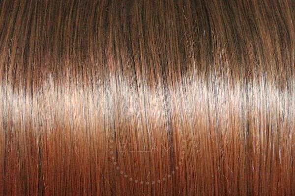Faux Wrap Ponytail 160g 20 Caramel Swirl 26 BELLAMI Hair