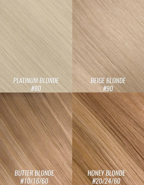 Piccolina 120g 18 Honey Blonde 202460 Hair Extensions