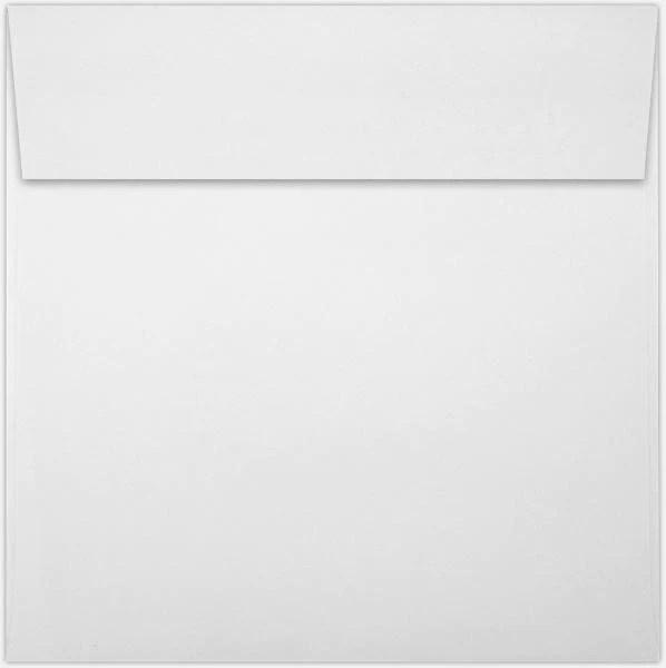 square envelopes 5x5 foxprint