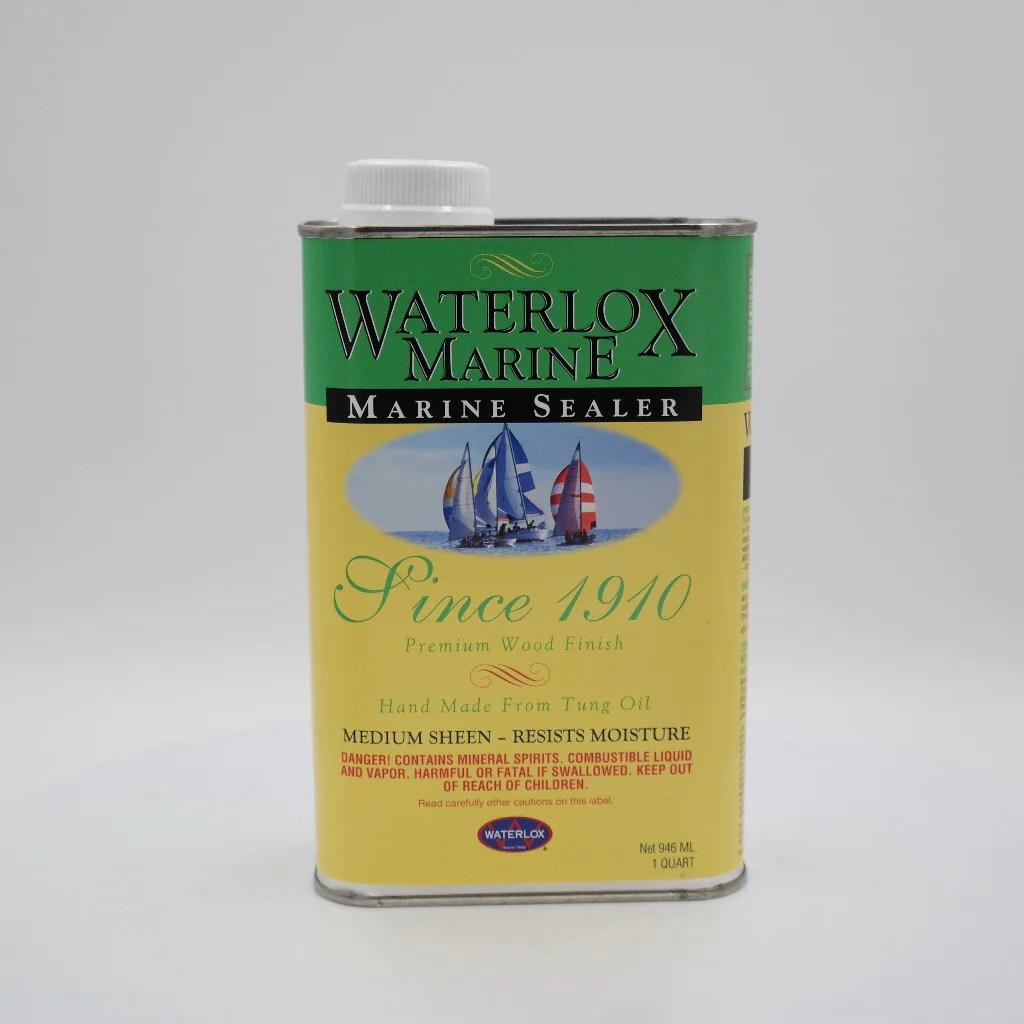 Waterlox Marine Sealer