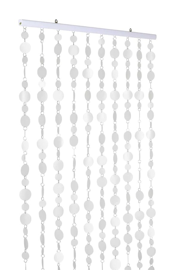 beaded curtains white that bohemian girl