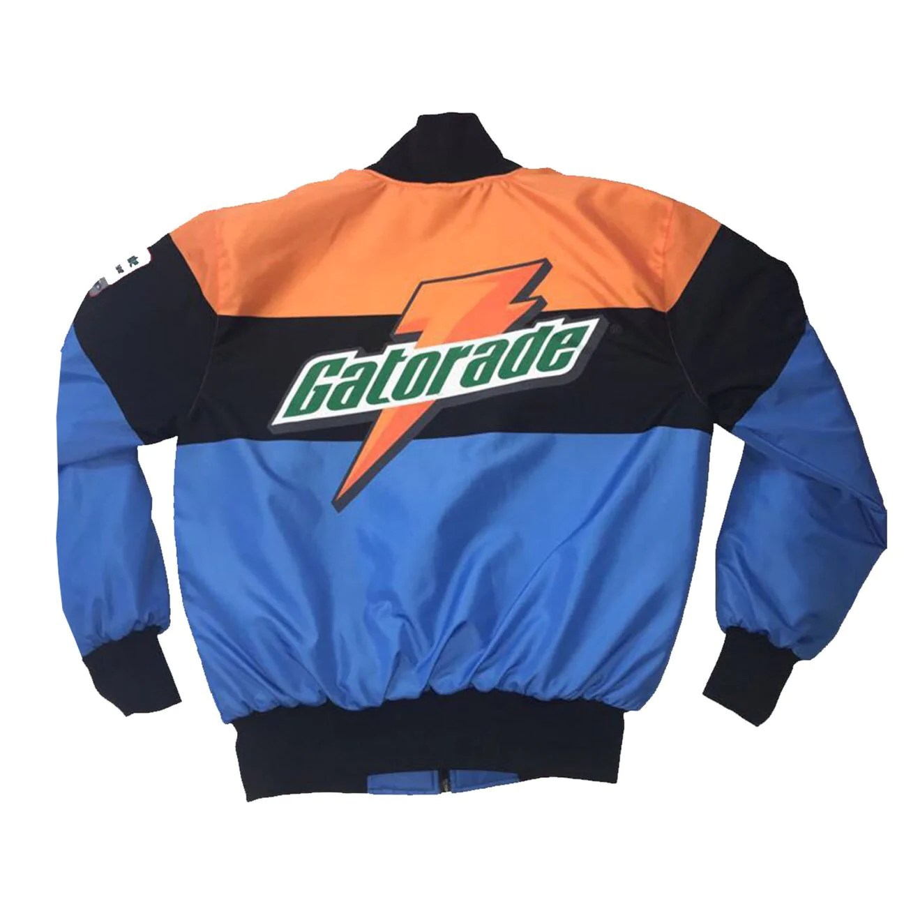 Nostalgic Club Gatorade Jacket In Blue